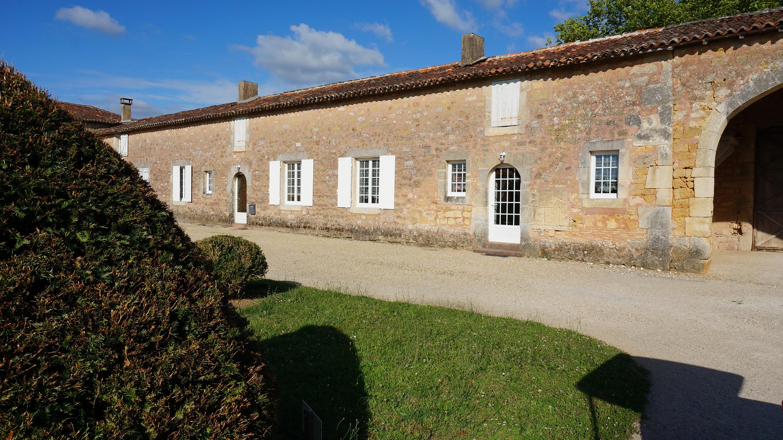 Gîte*** au coeur de la Charente, à 5 km de Cognac